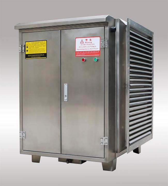 UV光解除废气净化设备